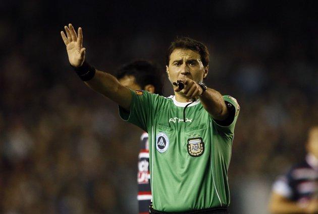 Héctor Paletta, será el árbitro de Unión - All Boys en Santa Fe