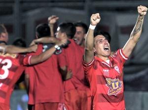El Globo merced a la tarea de Marcos Díaz, se llevó la Copa