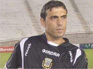 Mauro Gianini dirigirá en el Monumental de Rafaela.
