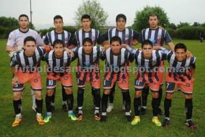 El conjunto de Birollo buscará llegar lo más lejos en  la Copa Federación. Foto Archivo Fútbol de Santa Fe