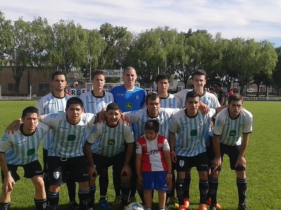"""El """"Tino"""" de Franck será uno de los 2 representantes de la Liga Esperancina. Foto. Club Argentino"""