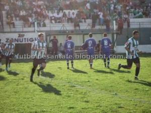 Foto: Archivo Fútbol de Santa Fe.