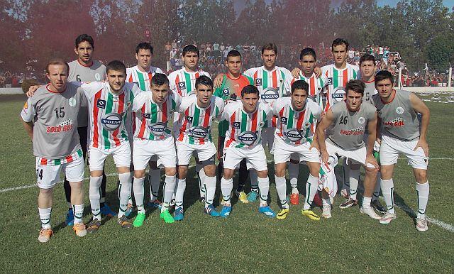 """El """"Uruguayo"""" se quedó con un nuevo título en la Liga San Martín y logró el tricampeonato."""