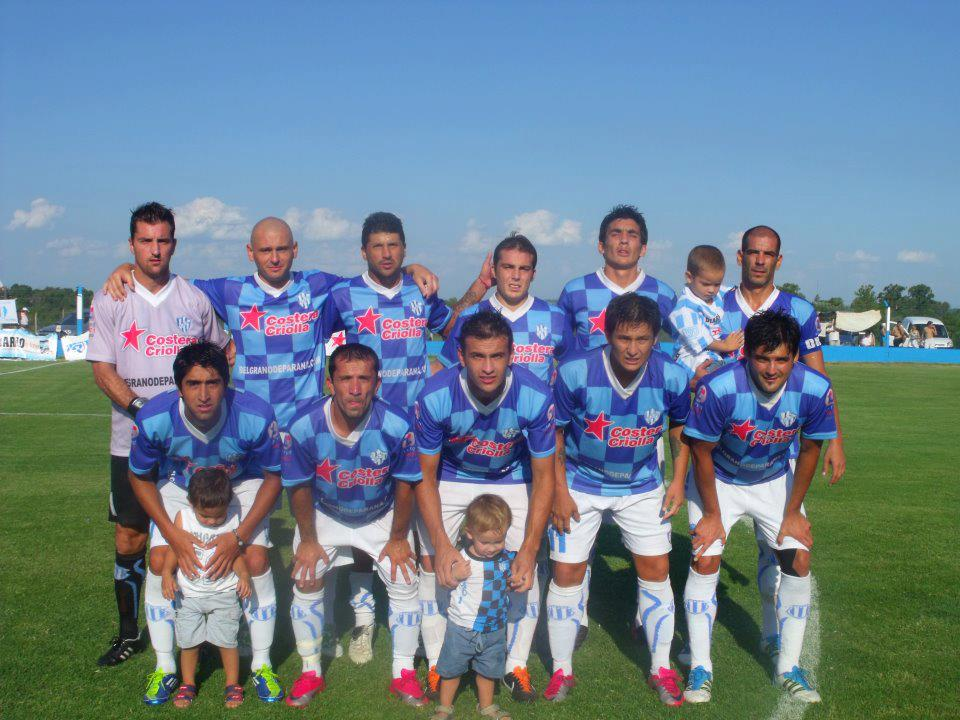 Belgrano Paraná equipo