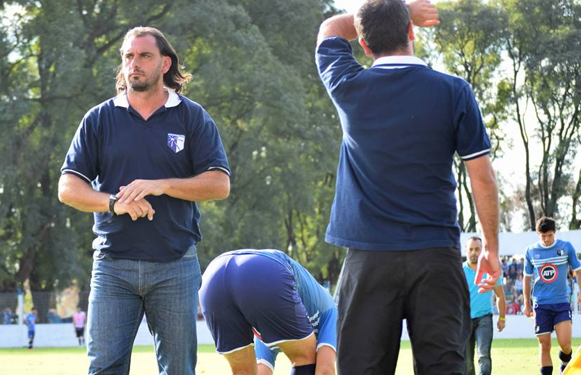 Martín Mazzonim de común acuerdo con la dirigencia de La Salle, no seguirá como entrenador en el 2016.