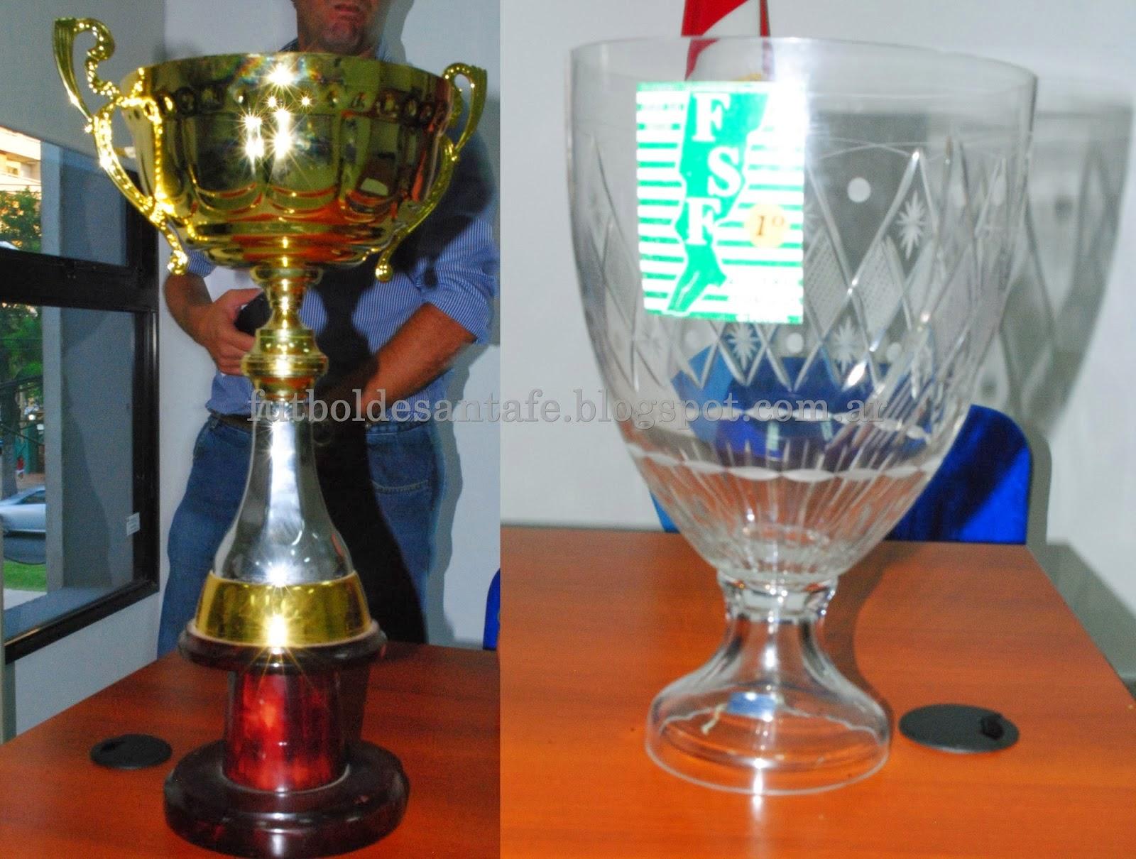 Foto de archivo de los trofeos entregados en ediciones anteriores de la Copa. Foto: Julián Andrés Monzón