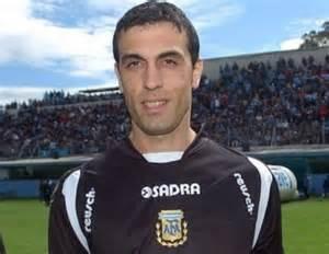 Jorge Baliño, dirigirá el partido de Colón.