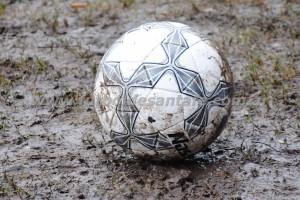 Sin fútbol por la lluvia en la Copa Santa Fe. Foto Archivo Fútbol de Santa Fe.