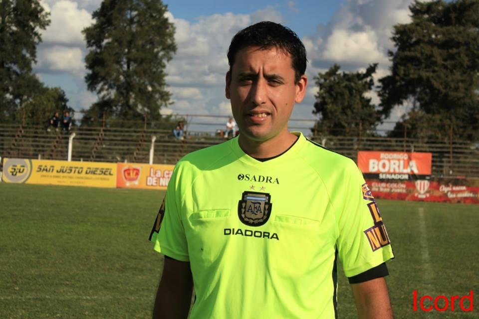 Designación de árbitros fecha 4 Apertura Gladys Micucci