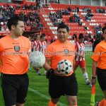 Programación y árbitros; semifinales Copa Federación (vuelta)