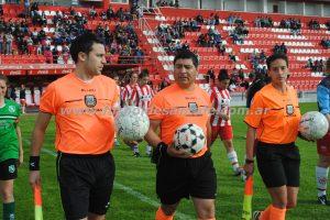Árbitros para 4tos de final Apertura Jose