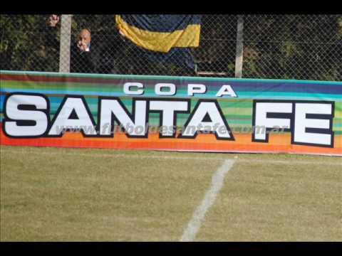 Cartel Copa Santa Fe