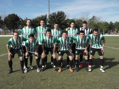 """El """"Depor"""" ganó de visitante en Sa Pereyra. Foto: Fútbol de Ligas"""