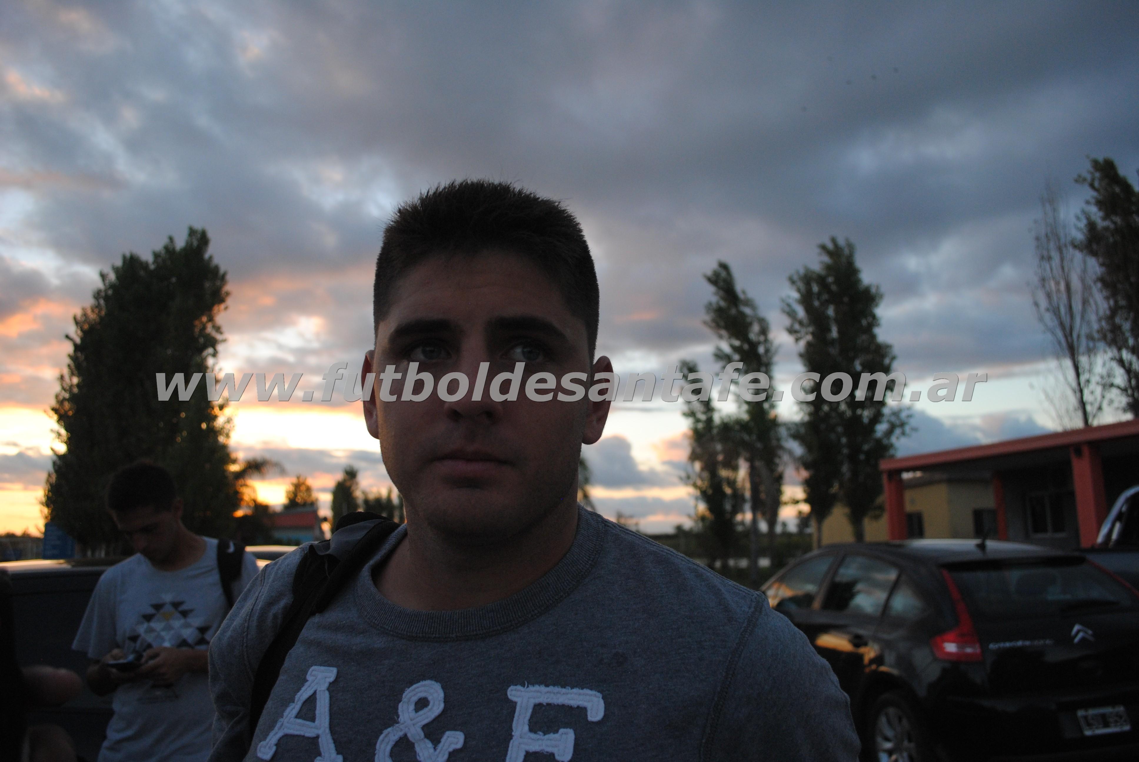 Ignacio Presser, marcó el único tanto, en la tarde de Monte Vera. Foto: archivo