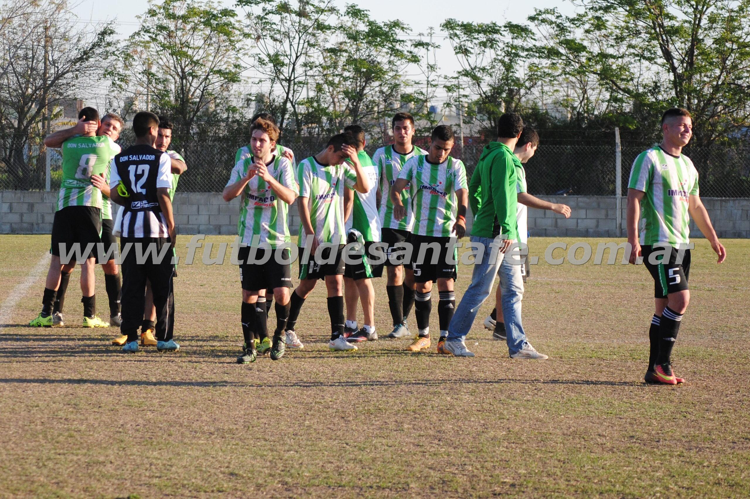 Don Salvador consiguió el primer triunfo en la zona campeonato. Foto: Julián Andrés Monzón.