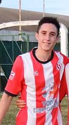 Iván Aguirre, tuve su noche goleadora en reserva, en Ángel Gallardo. Foto: extraída de la web