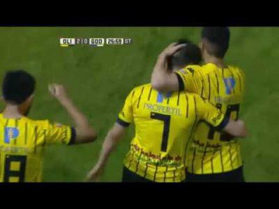 Olimpo 3 – Gogoy Cruz 0 (Síntesis y goles)