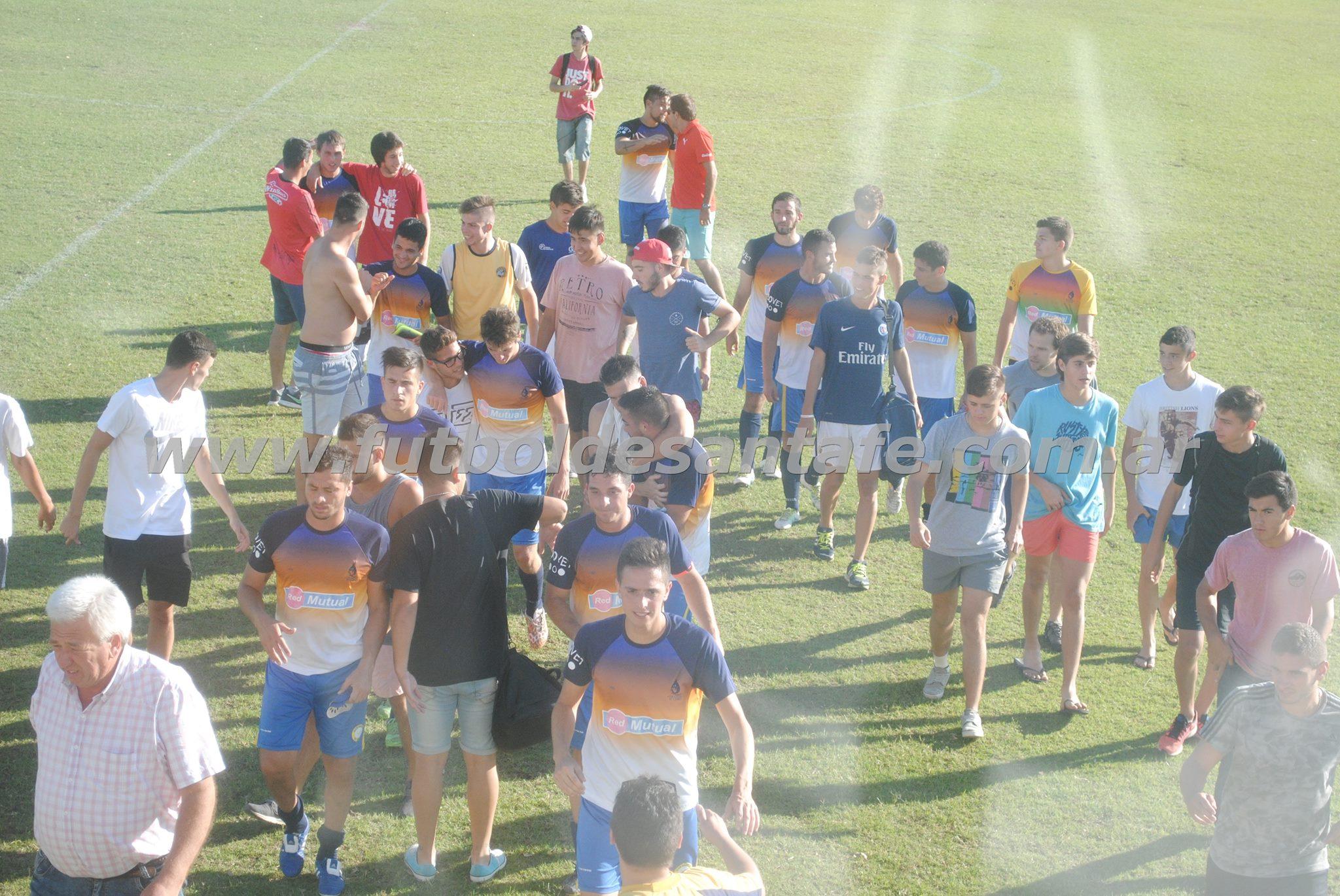 El Quillá ganó y depende de si mismo para conseguir el título. Foto: Julián Andrés Monzón.