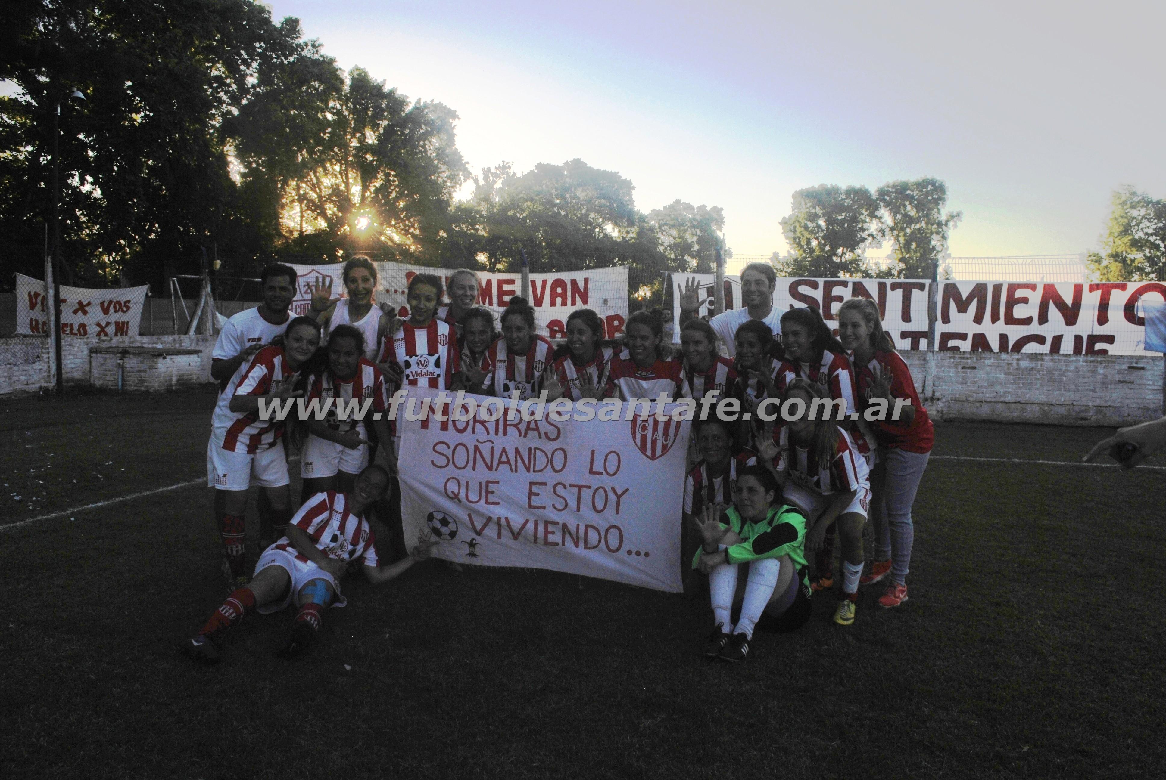 Unión se quedó con la copa de Oro y ganó su segundo título del año. Foto: Gabriela Gorosito