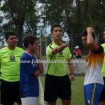 "Designaciones arbitrales fecha 18. Clausura Cristian ""Suringa"" Cardozo"