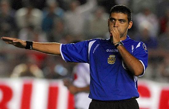 Saúl Laverni, estará en el Brigadier para Colón - Arsenal.