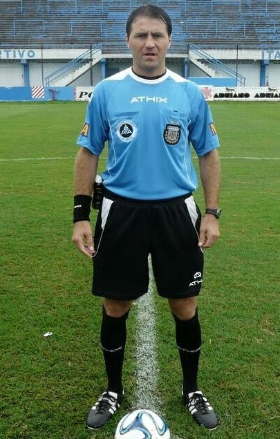 Héctor Paleta, estará en el Ducó para Huracán - Colón