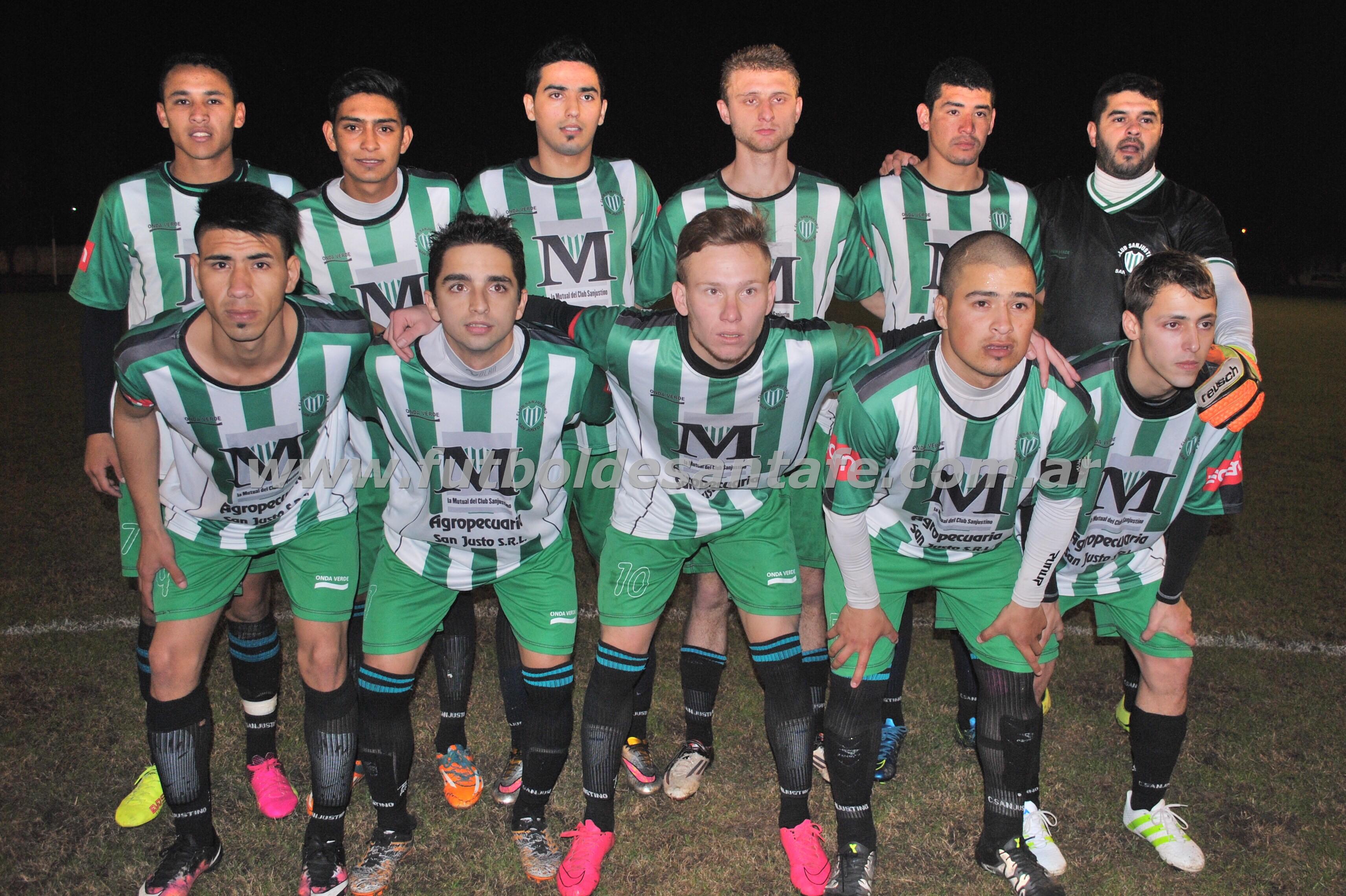 Sanjustino, ya clasificado por ser el campeón del Apertura. Foto: archivo