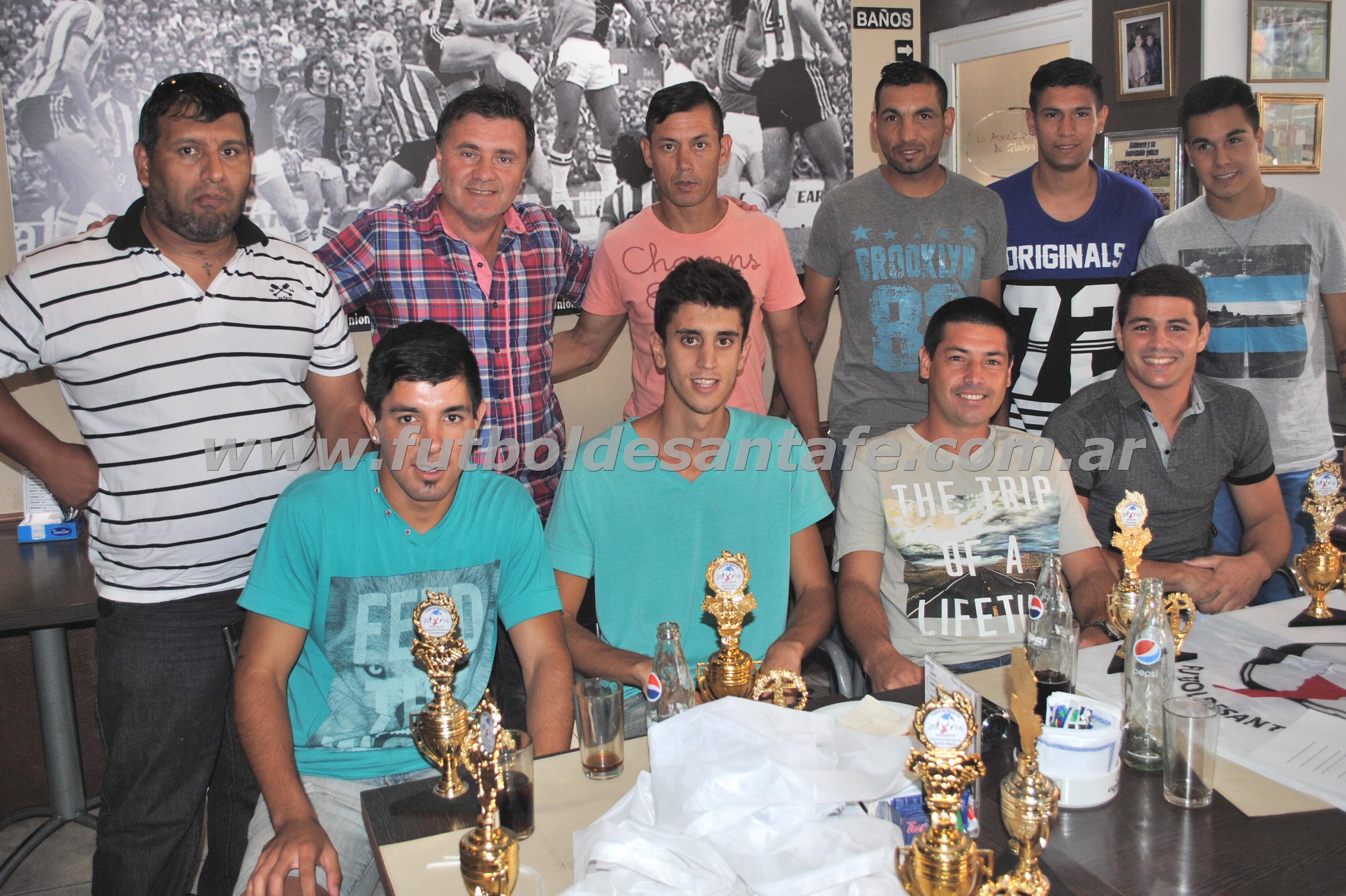 Distinción a goleadores del Clausura 2016