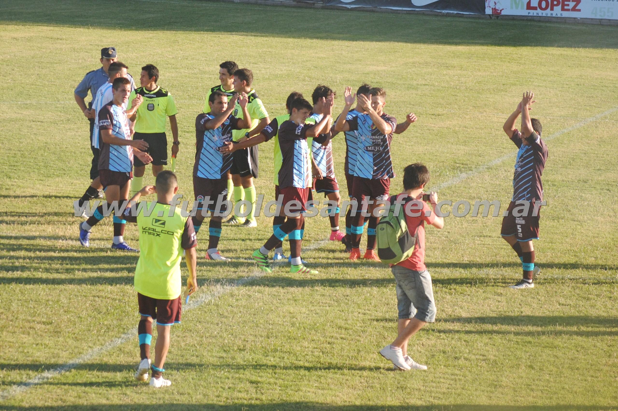Resultados partidos ida Copa Federación 2017