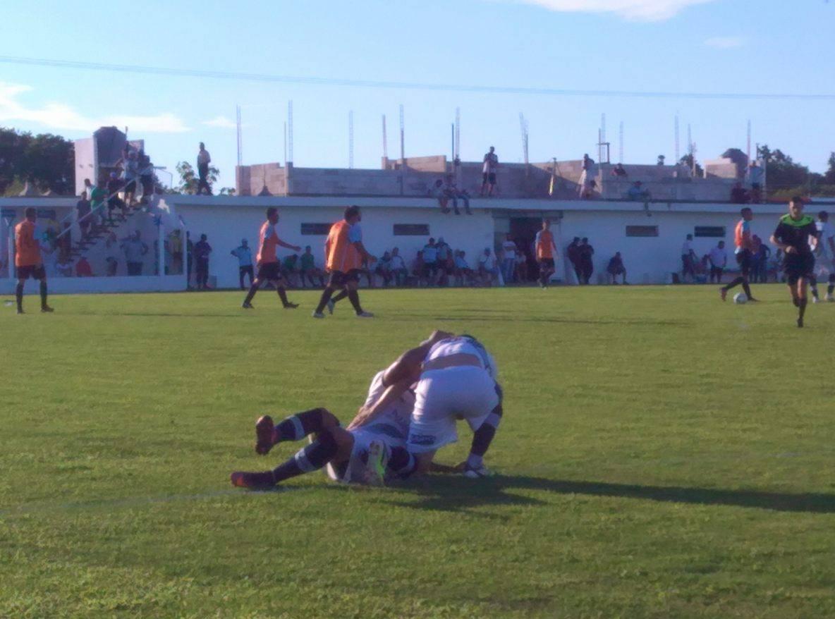Belgrano (Paraná) 0 - Ben Hur 2 (Copa Argentina con compacto del partido)