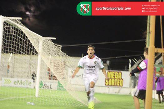 Sportivo Las Parejas 5 - Unión (Sunchales) 1 (Síntesis, Copa Argentina)