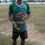 Castelarín, se consolida como goleador del ascenso
