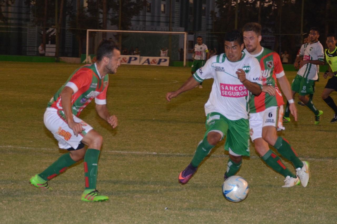 Def. Belgrano (Villa Ramallo) 1 - Unión (Sunchales) 3 (Federal A)