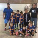 Programación 2da semana de Futsal Infantil