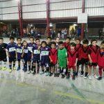 Se puso en marcha la segunda fecha de Futsal Infantil