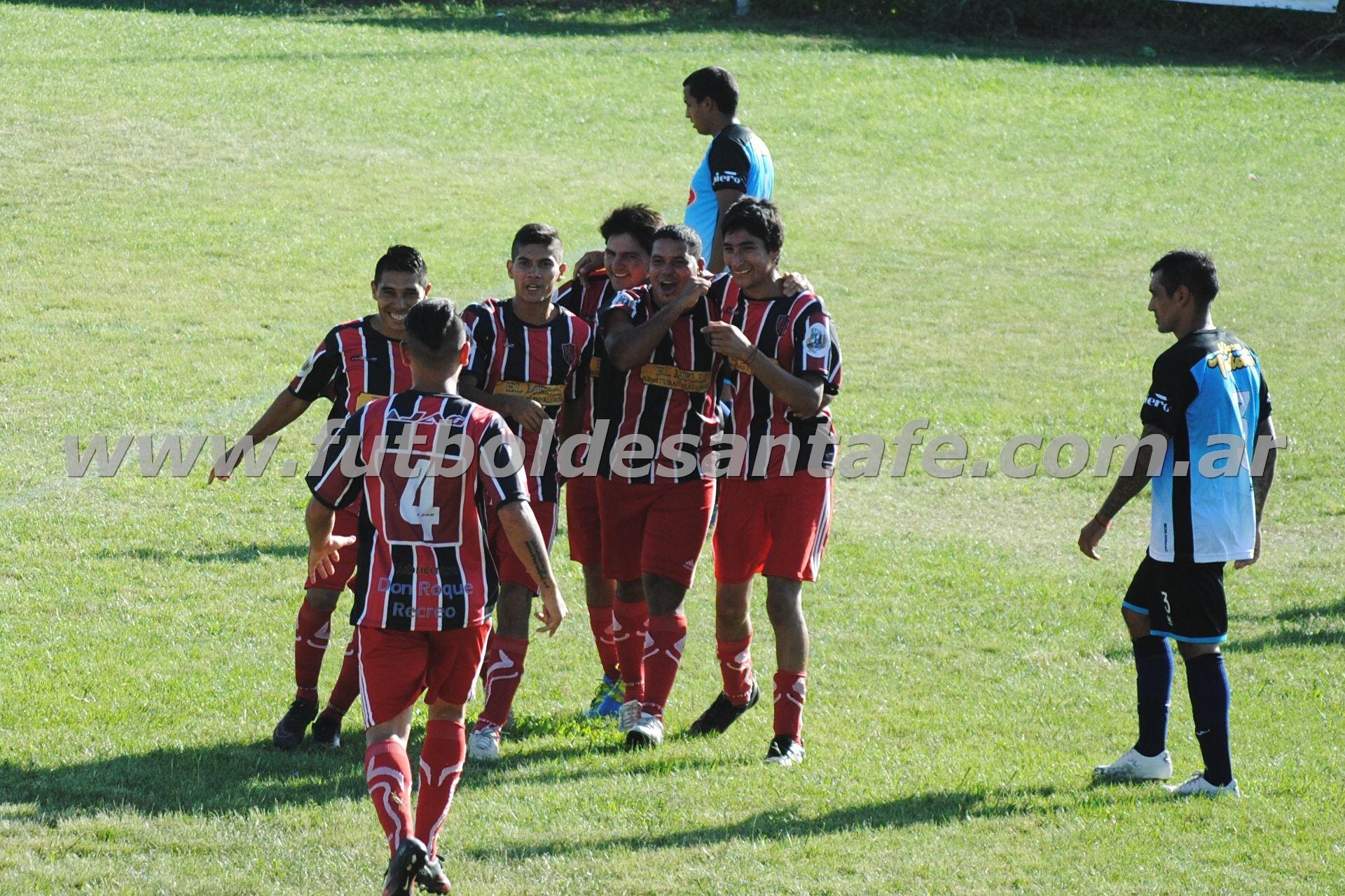Juventud Unida sufrió pero ganó a Nuevo Horizonte | Fútbol de Santa Fe