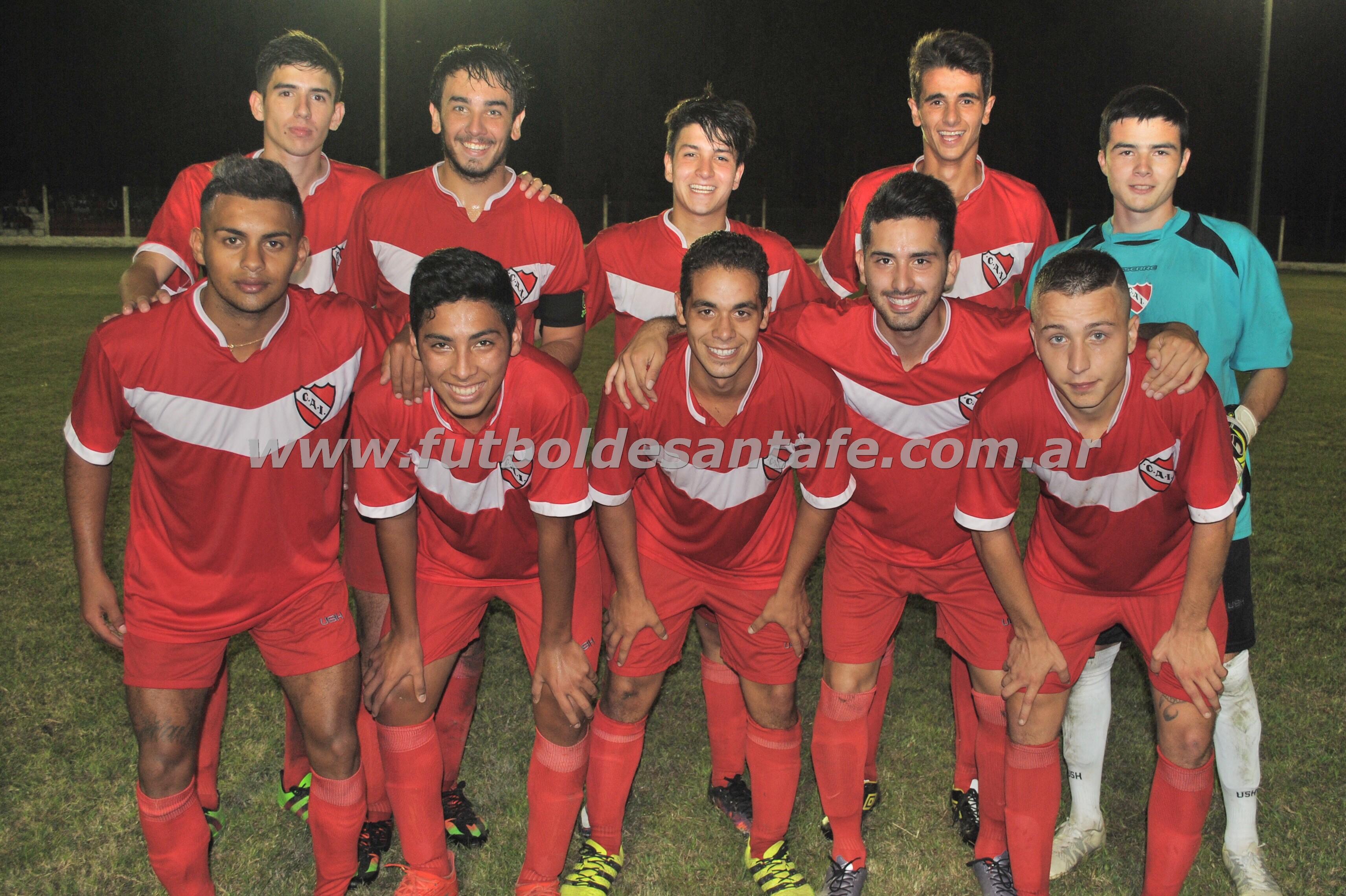 Independiente 2 - Cosmos FC 1 (reserva)