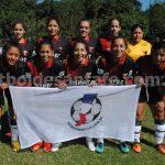 Colón   2 - Los Juveniles  0 (síntesis femenino)