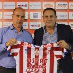 Pablo Marini, se presentó como nuevo entrenador de Unión