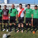 Atlético Franck 0 - Central San Carlos 2