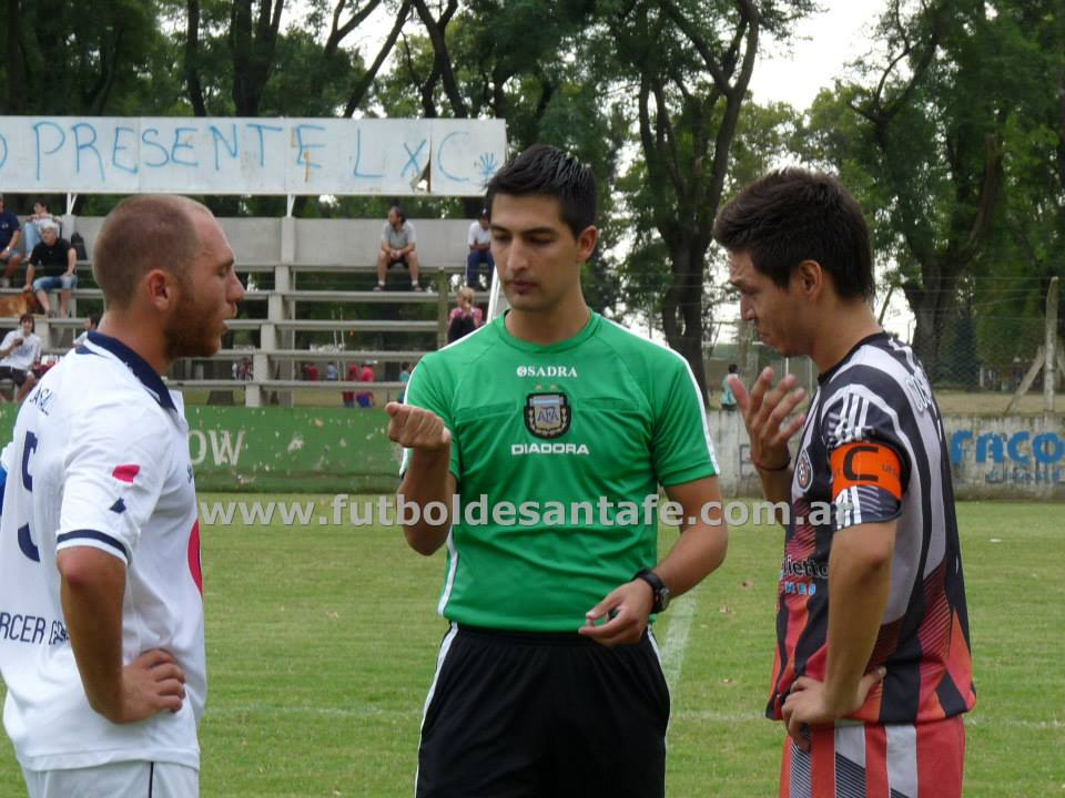 Designaciones Copa Santa Fe, cuartos de final