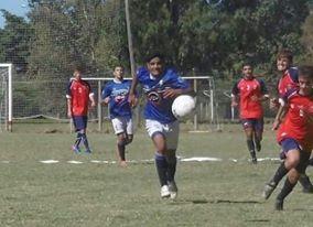 Gral. Belgrano 1 - La Salle 2 (síntesis de reserva)