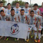 El Cadi 1 - Cosmos FC 5