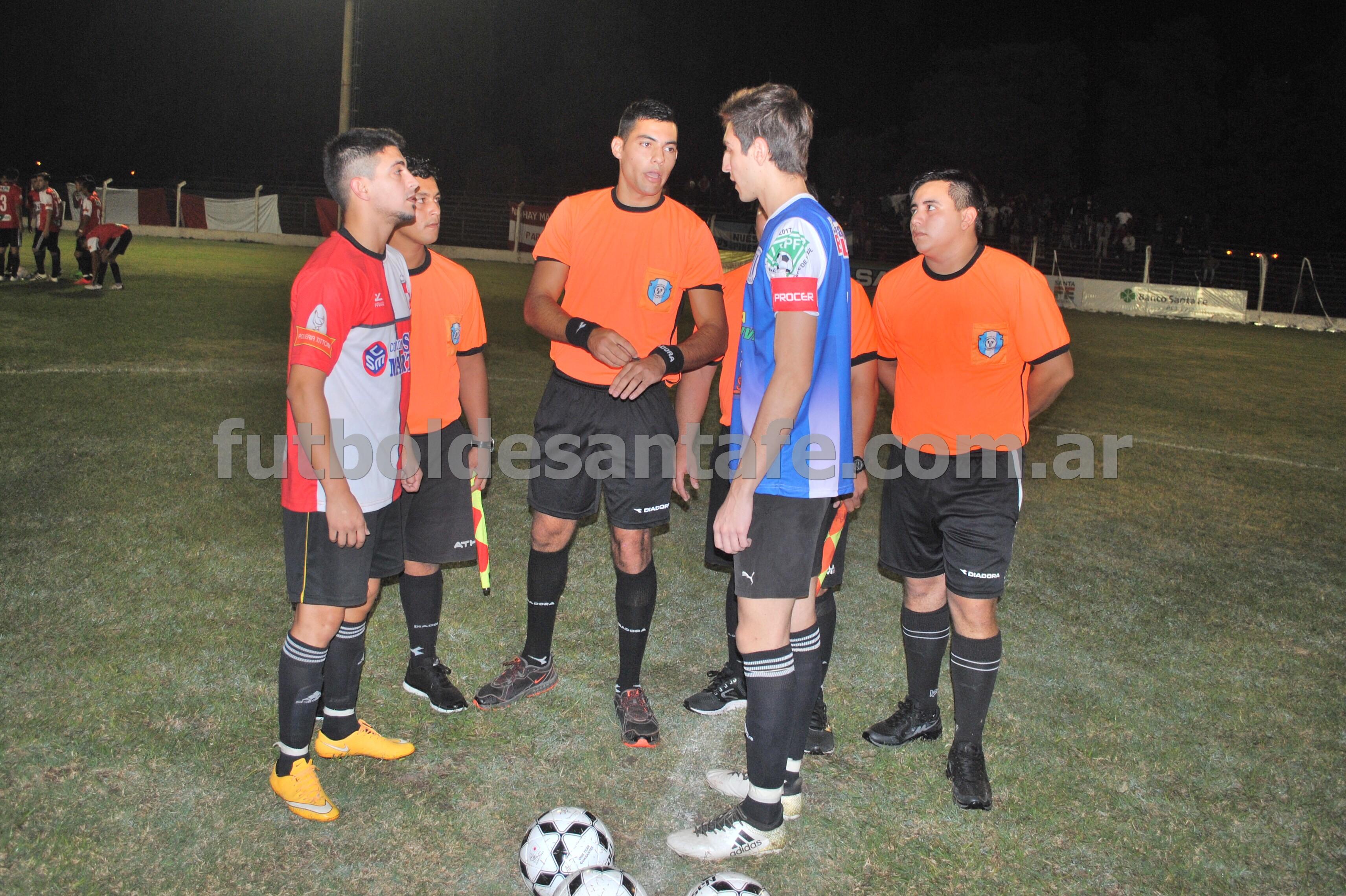 Comenzó la Copa Santa Fe 2017