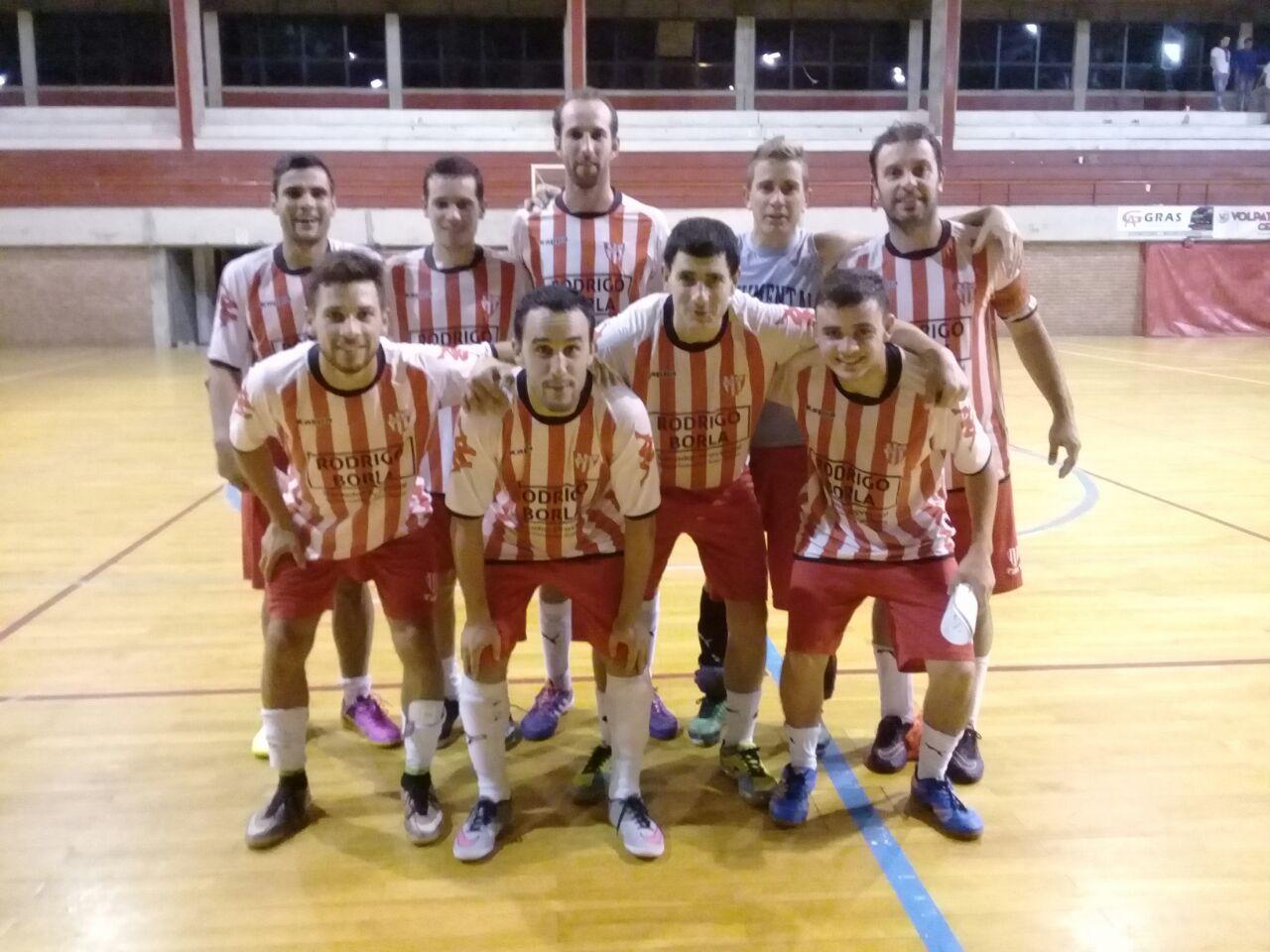 Sigue  la 6ta fecha del Apertura de Futsal