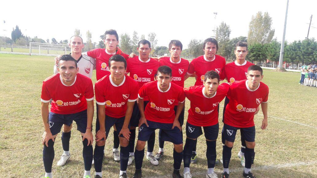 Independiente  1 - Gral. Belgrano  4 (la síntesis)