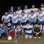 Argentino (Las Parejas) 2 - Tiro Frederal (Rosario) 1 (ida Copa Santa Fe)