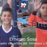 Ernesto Sosa, analiza la actualidad de las escuelitas de Gimnasia