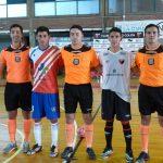 Programación 8va fecha Torneo AperturaFutsal