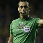 Designaciones arbitrales, fecha 25 Primera División